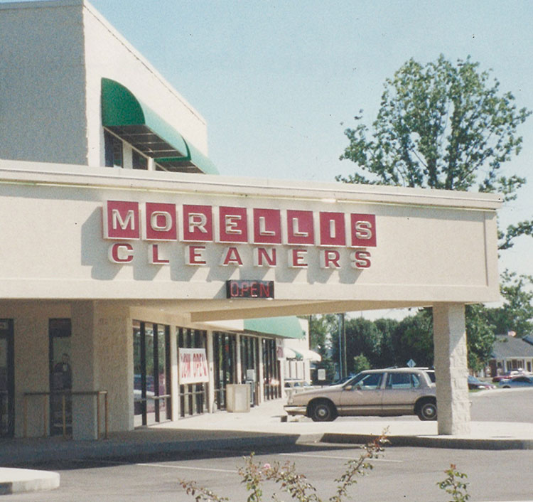 Morellis Cleaners Binford Location