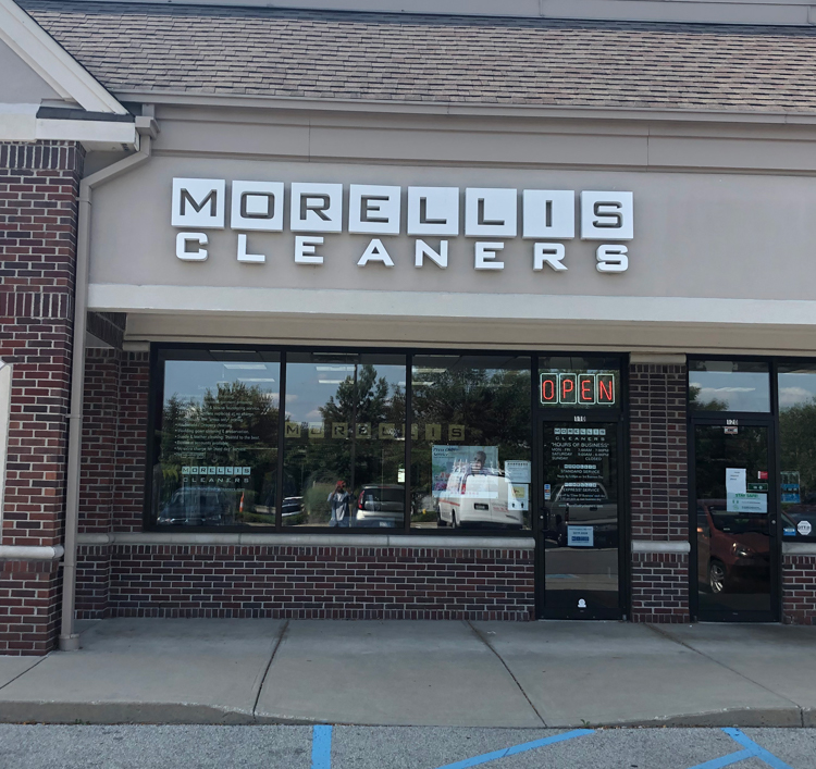 Morellis Cleaners Carmel East Location