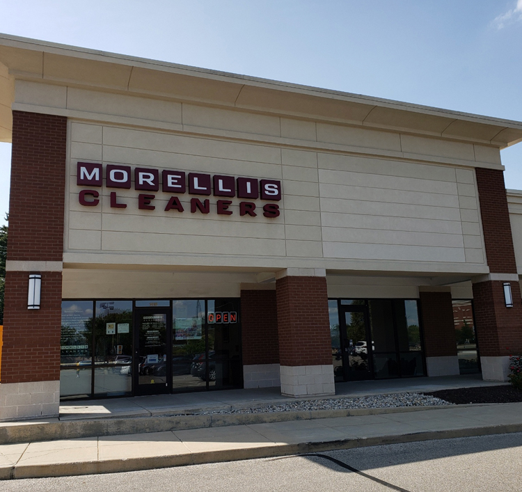 Morellis Cleaners Carmel South Location