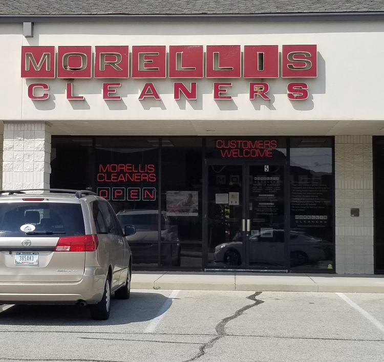 Morellis Cleaners Fishers East Location